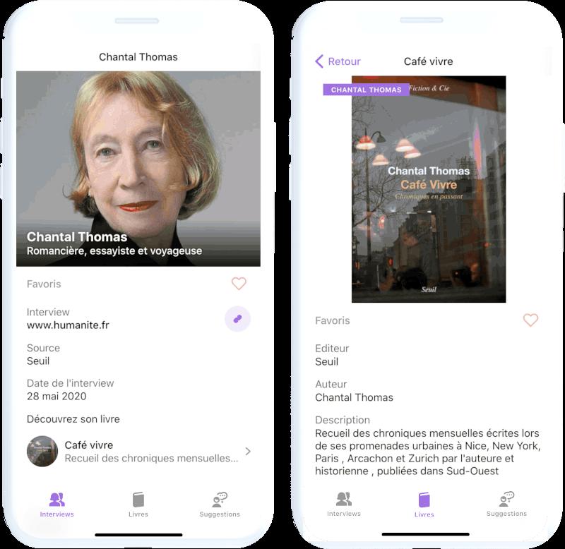 Télécharger l'application ApprofonLire, l'approfondissement de l'info par le livre
