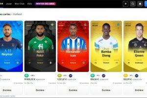 SORARE voit grand avec les Cartes à collectionner, NFT et fantasy football : la start-up française qui valait 3,7 milliards